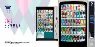 Vending Machines Leeds Awesome CMS Bevmax 48 Chilled Drinks Vending Machine Available In Leeds