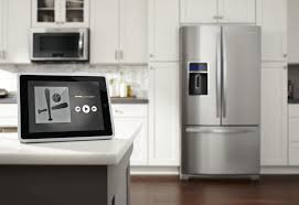 monochromatic stainless steel. Monochromatic Stainless Steel Whirlpool® 29 Cu. Ft. French Door Smart Refrigerator With CoolVox