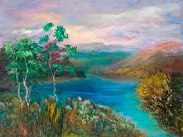 Color Rich Art of Irma Shapiro On Exhibit at Villanova University ...