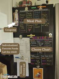 Individual Chore Chart I Love The Individual Favorite Food Chart Home Command