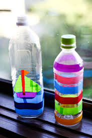 How To Decorate Plastic Water Bottles Decorate a water bottle so you know who's who And refill and 1