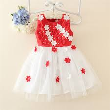Baby Girl Dress Patterns Extraordinary Flower Girl Birthday Dress Pattern Fashion Baby Party Flower Girl