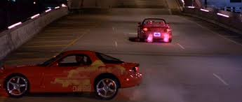 mazda rx7 fast and furious. it looks pretty cool its the same rx7 that was used in fast and furious 1 so i know for a fact not 1994 but 1993 they mazda
