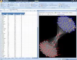 Excel Template Graph Nodexl Network Overview Discovery And Exploration In Excel