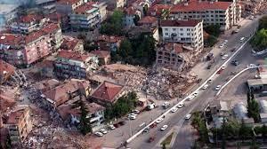Marmara Depremi'nin üzerinden 22 yıl geçti - Son Dakika Haberleri