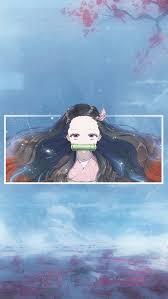 Anime Anime Girls Picture In Picture Nezuko Kimetsu