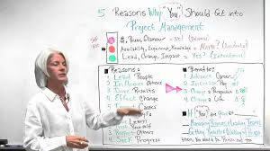 How To Get Into Management 5 Reasons Why You Should Get Into Project Management