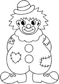 clown coloring book clown coloring sheet creepy clown coloring book clown coloring book amazing clown fish coloring pages
