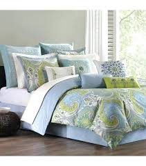 blue and green paisley bedding blue green paisley bedding