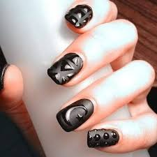 Matte Nail Art Design - Womenitems.Com