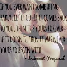 Indecent Proposal Quotes. QuotesGram