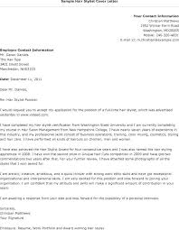 Cosmetology Cover Letter Samples Cosmetology Cover Letter Samples ...