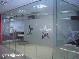 interior glass office doors. Sliding Glass Office Doors. Exposed Rail Frameless Doors Interior