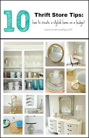 diy furniture makeover. my top 10 thrift store shopping tips how to decorate on a budget diy furniture makeover