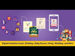 Invitation Maker Birthday Wedding Invitations Apps On Google Play