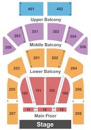 The Tabernacle Seating Chart Atlanta