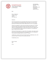 Letters With Letterhead Cbs Digital Services