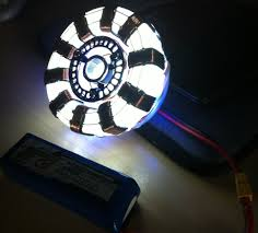 Iron Man Chest Light Diy How To Build A Stark Industries Iron Man Arc Reactor