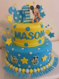47 Best Boys 1st Birthday Cake Images Mickey Cakes Baby Mickey
