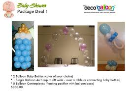 Baby Bottle Balloon Decoration Balloon Decorations Balloon Decorations in New Jersey Balloon 55