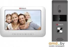 <b>Комплект</b> видеодомофона <b>HiWatch DS</b>-<b>D100K</b>