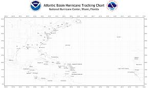 Hurricane Tracking Chart Atlantic Hurricane Season Tracking Chart 2017 Track The