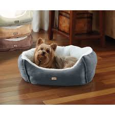 Animal Planet Micro Suede Pet Bed Free Shipping Orders Over