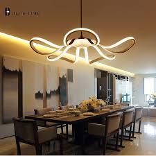 modern lounge lighting. 65W D55CM New Modern Style LED Pendant Lights Living Room Lounge Restaurant Light Home Indoor Lighting S