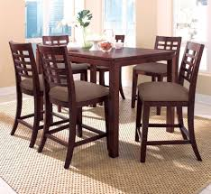 Wood Dining Table Set High Top Table Set High Vintage Industrial Retro Gas Pipe Pole
