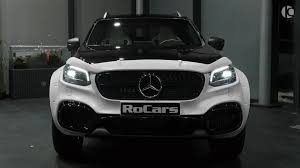There are no translations available. Mercedes Benz X Class Yachting Edition By Carlex A Head Turning Pick Up