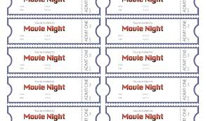 Free Templates For Tickets Printable Blank Tickets Download By Tablet Desktop Original Size