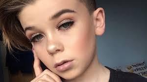 10 year old boy makeup prodigy jack makeup kid
