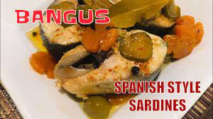 bangus spanish style sardines you