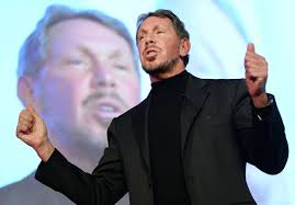 Larry Ellison to Step Down as Oracle's Chief - The New York Times