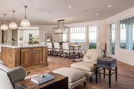 elegant design for house with kitchen living room dining room combo in one place