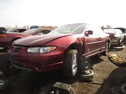 Junkyard Find: 2002 Pontiac Grand Prix GTP