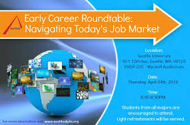 early career roundtable navigating today s job market