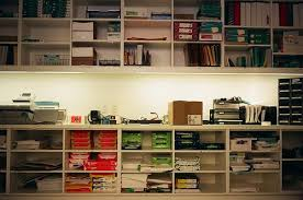 office storage space. Office Storage Room. Room O Space E