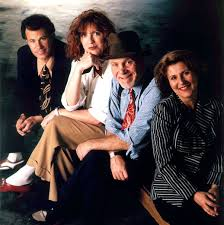 manhattan transfer one of the finest vocal jazz ensembles in america sadly missing one