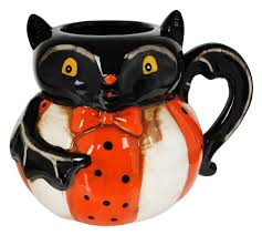 J Parker Design Mugs Bat Mug