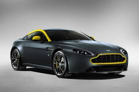 Aston Martin Reveals Two Special Editions At Geneva