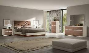 Beige schlafzimmer 109 fotos innenarchitektur in beige. Schlafzimmer Komplett Set Mehrfarbig Braun Beige Stil Modern Italienische Mobel Ebay