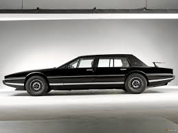 Pictures Of Aston Martin Lagonda Limousine By Tickford 1984 1600x1200