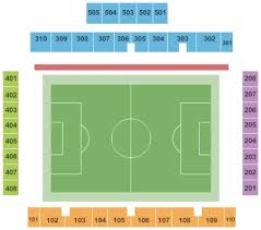 Wakemed Soccer Park Tickets And Wakemed Soccer Park Seating