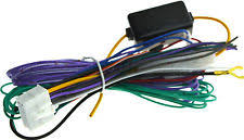 clarion car audio and video wire harnesses clarion vz401 vz 401 genuine wire harness pay today ships today