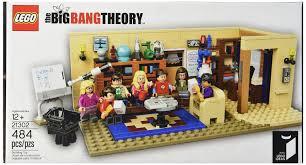 Lego Full House Amazoncom Lego Ideas The Big Bang Theory 21302 Building Kit
