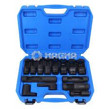 China <b>14 Piece</b> Diesel <b>Injector</b> Oxygen Lambda Socket Set - China ...