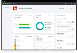 Construction Accounting Software Quickbooks Online