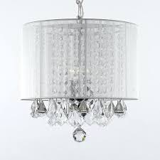 chandelier with shade gallery 3 light crystal chandelier with shade chandelier shades home depot