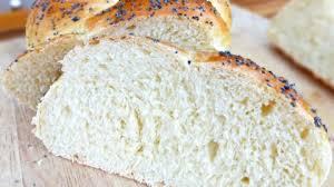 Poppy Seed Plaited Soft White Loaf